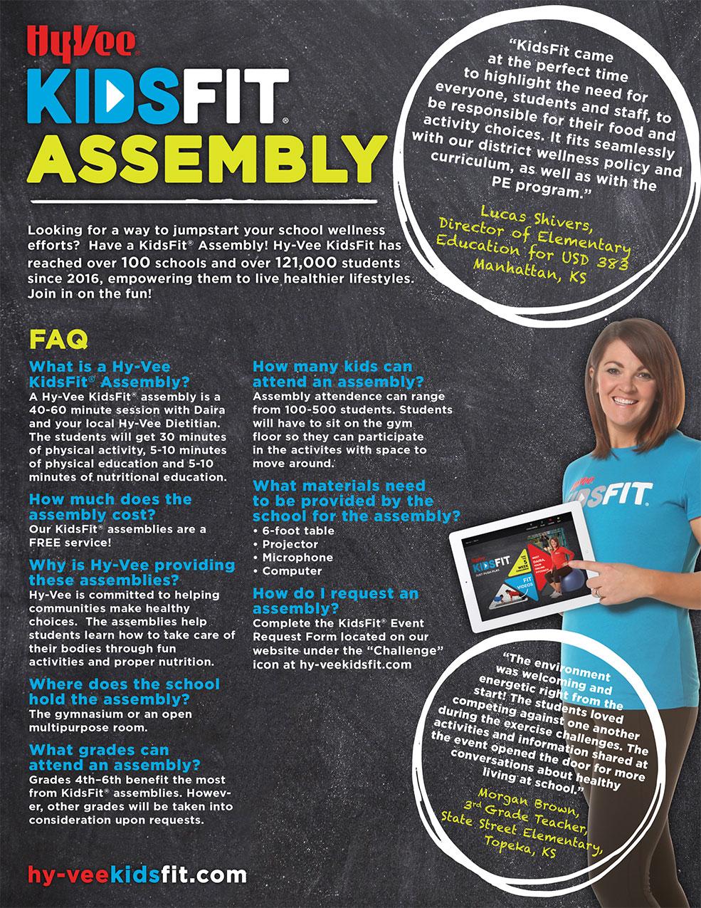 KidsFit Assembly FAQ