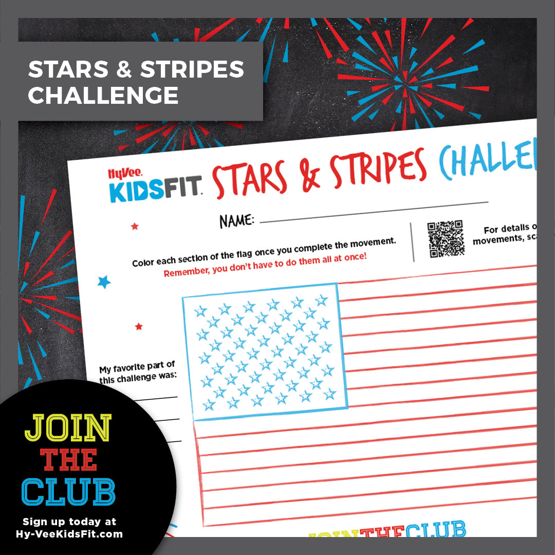 Stars & Stripes Challenge
