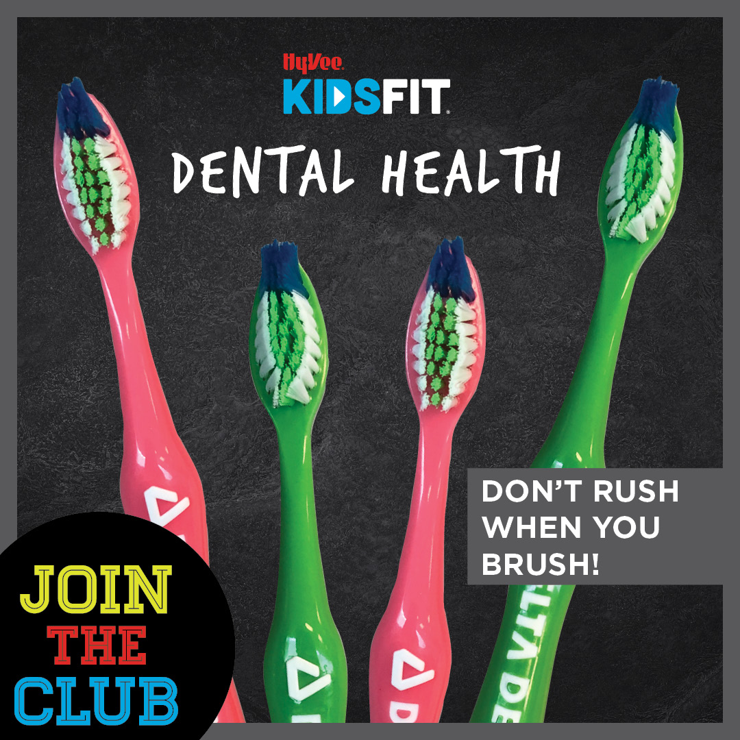 Don't Rush When You Brush