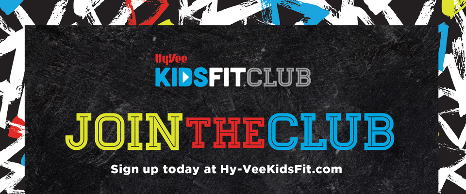 Join the KidsFit Club today.