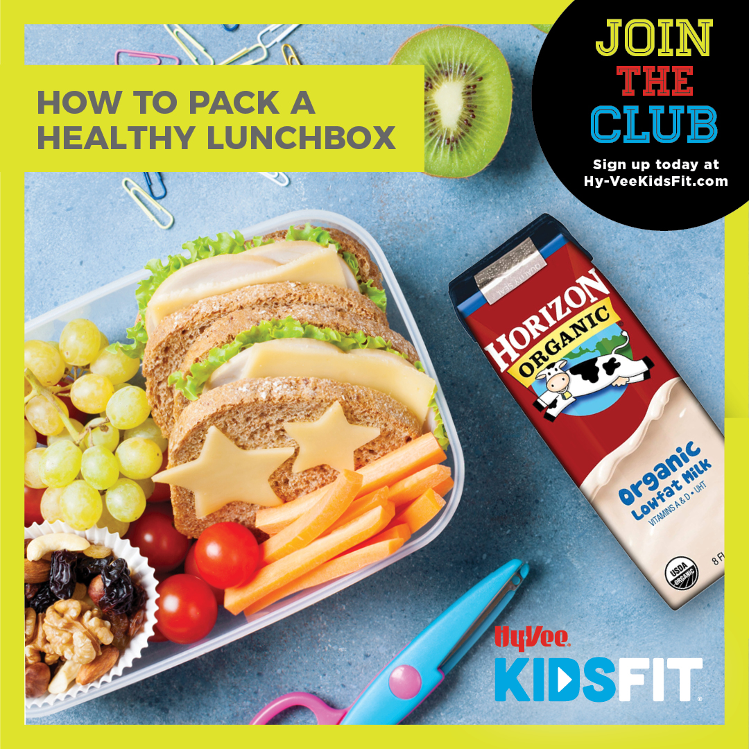 How To Pack A Healthier Lunchbox