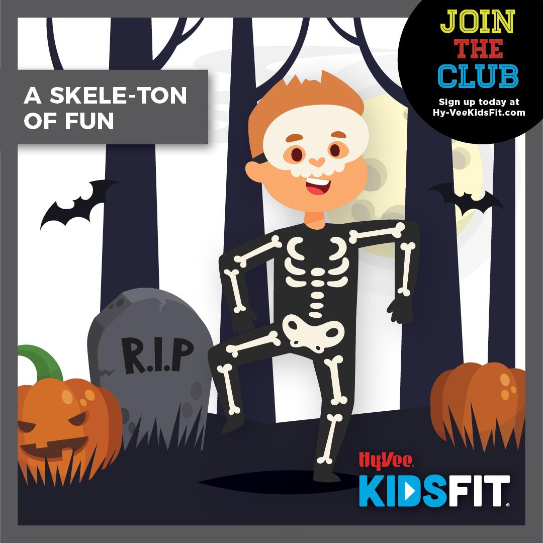 A Skele-Ton of Fun