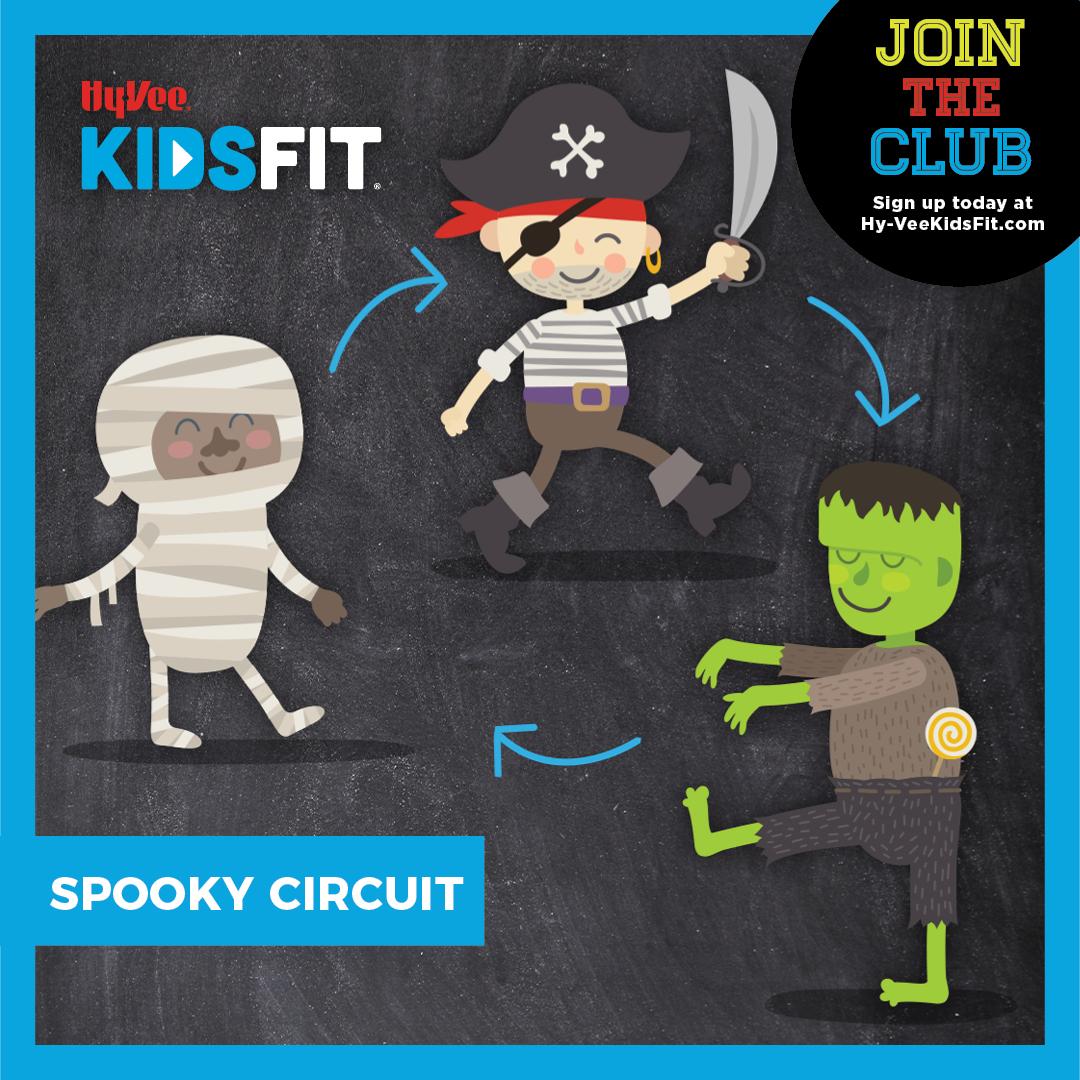 Spooky Circuit