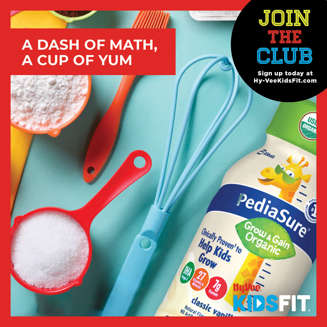 A Dash of Math, A Cup of Yum